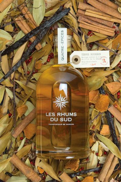 Rhum du Sud Terre Bourbon