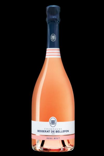 Champagne Besserat de Bellefon Bleu Rose brut