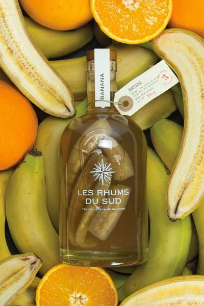 Rhum du Sud Banane
