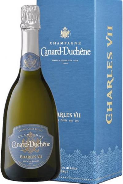 Champagne Canard-Duchêne Charles VII Blanc de Blancs