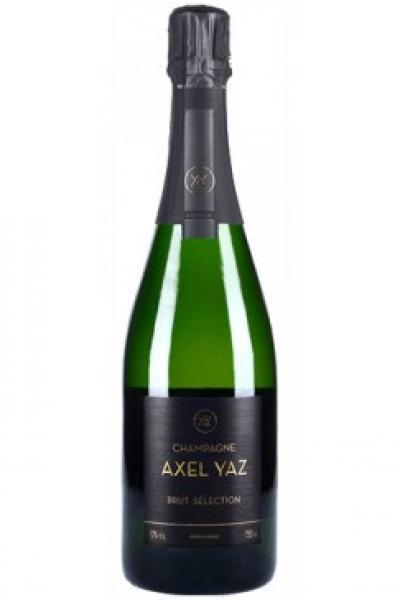 Champagne Axel Yaz Brut sélection