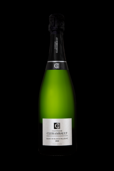 Champagne Clerambault Blanc de Blancs Brut