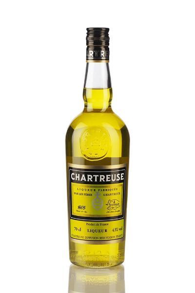 Chartreuse jaune