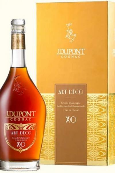 J. Dupont Cognac Art Deco XO