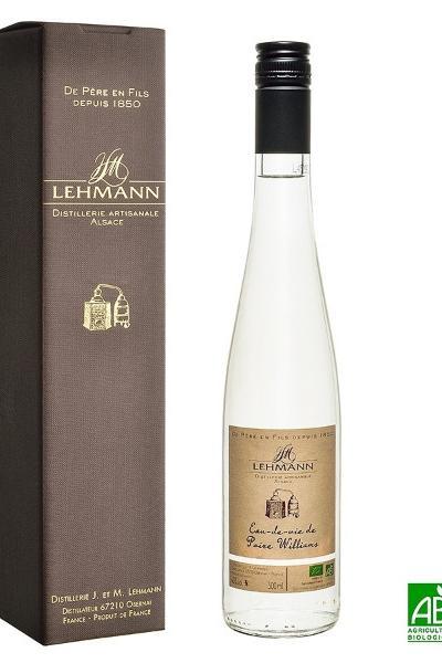 Lehmann eau de vie poire william