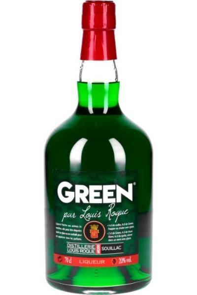 Green par Louis Roque