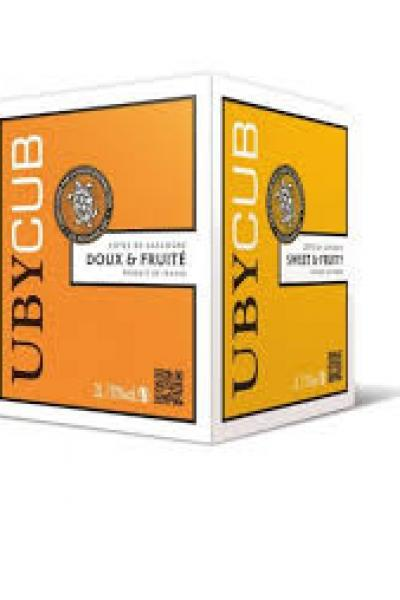 Domaine Uby Blanc doux Cub' bib 3Litres