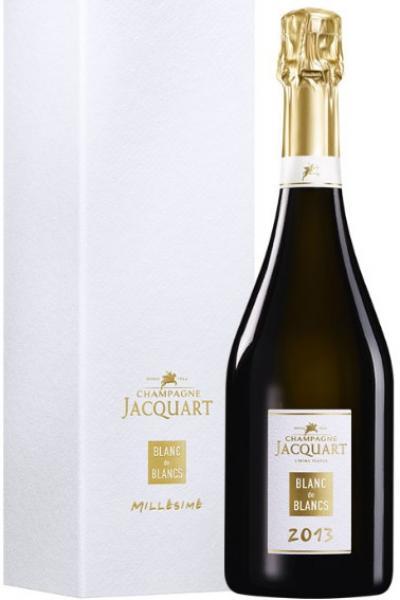 Jacquart Blanc de Blancs millésimé 2013