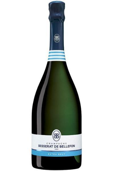 Champagne Besserat de Bellefon Bleu extra brut