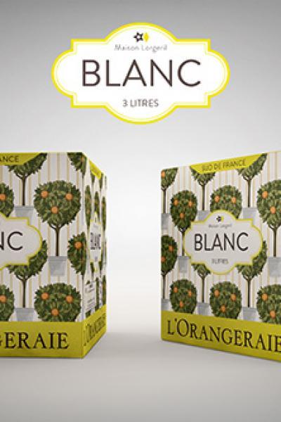 L'orangeraie Blanc Bib 3 litres