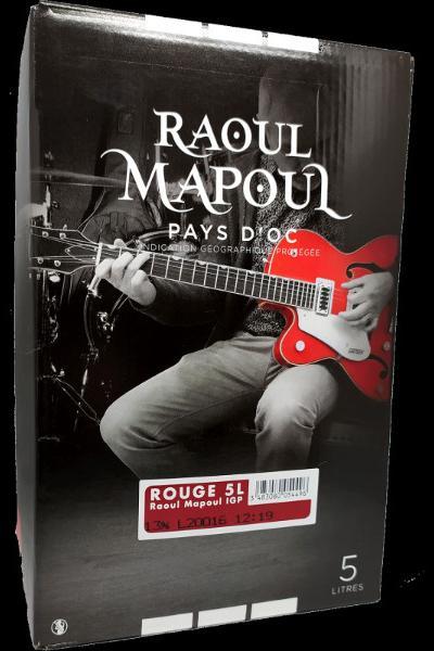 Raoul Mapoul Roueg Bib 5 Litres