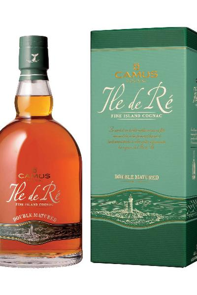 Camus cognac Ile de Ré Double Matured