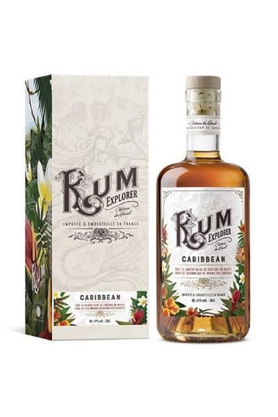 Rum explorer Caribbean