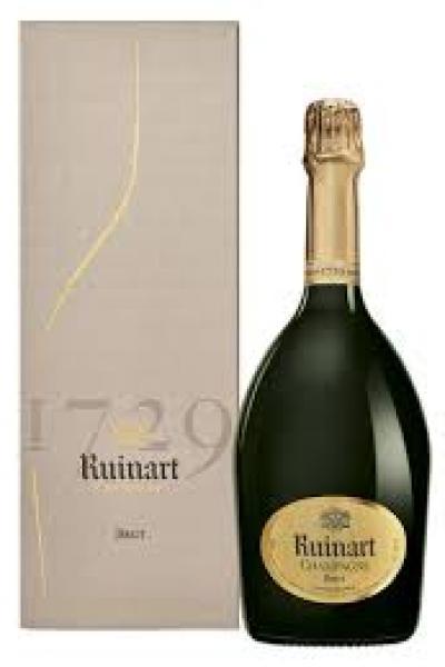 Champagne Ruinart R Brut