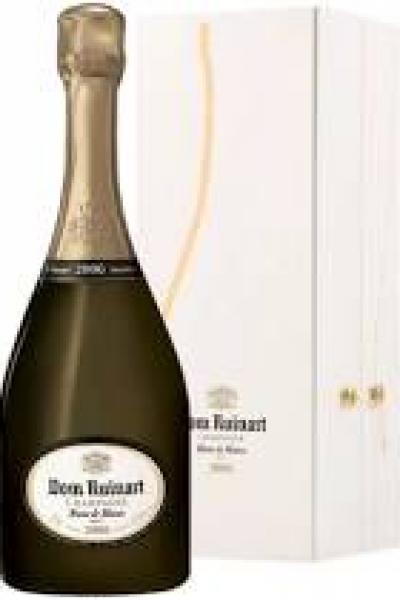 Champagne Dom Ruinart blanc de blancs