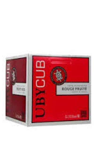 Domaine Uby Rouge Cub' bib 5Litres
